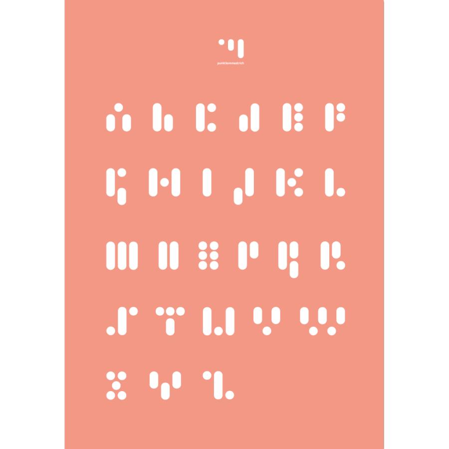 punktkommastrich_ABC_peachpink