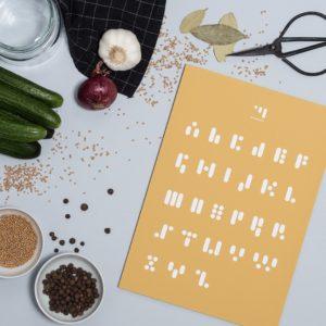 punktkommastrich_ABC_spicy_mustard