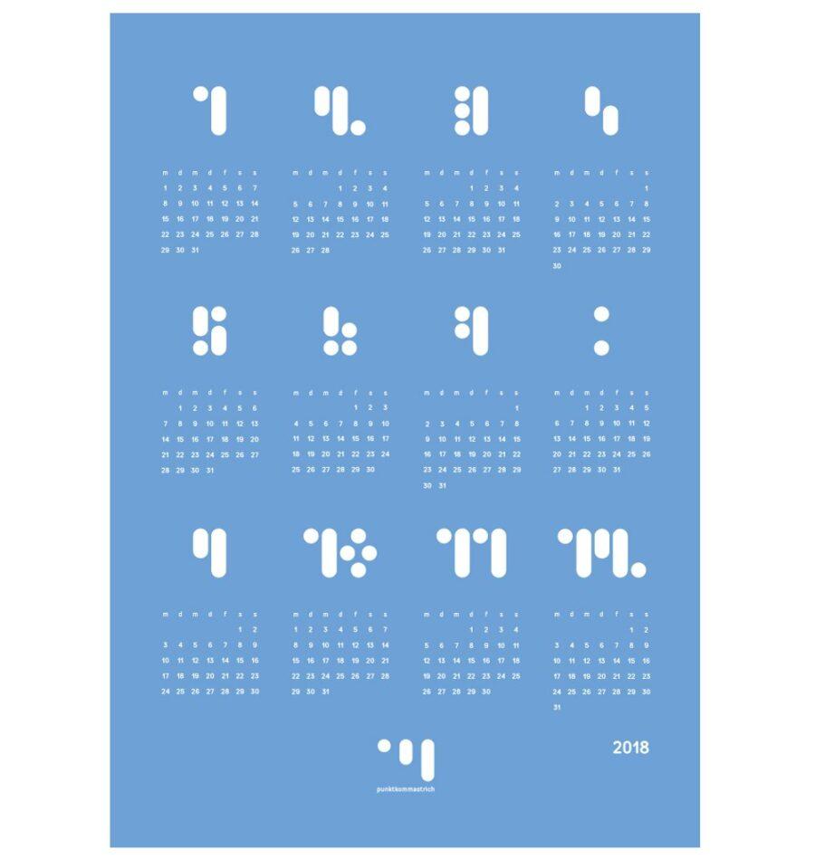 Kalender_block_2018_little_boy_blue