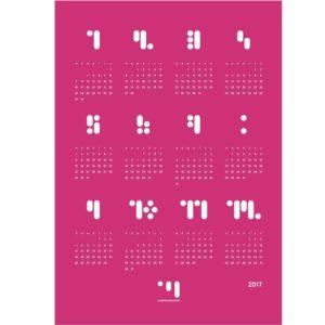 punktkommastrich_kalender_2017_pink_yarrow
