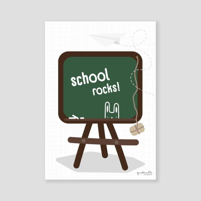 puderwolke_Tafel_school_rocks